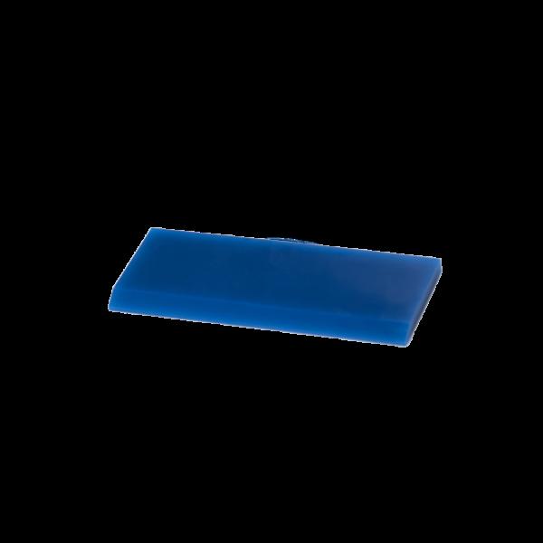 raclette caoutchouc biseautée 30°