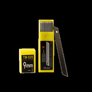 lames cutter 9mm 50 lames